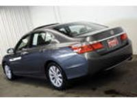 2015 Accord Honda EX 4dr Sedan CVT Modern Steel Metallic 2.40L