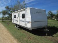 2004 Explorer Travel Trailer 24 ft
