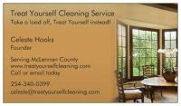 Enjoy your Event, Ill arrive to Clean up for you (Waco  surrounding areas)