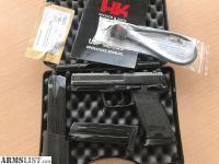For Sale/Trade: HK USP45 V1 w/hi cap mags