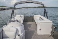 2018 Sweetwater SW2086SB TriToon Pontoons Boats Coloma, MI