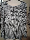 Charlotte Russ super cute top light weight and stretchy size L $3