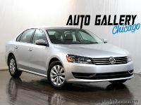 2014 Volkswagen Passat 4dr Sdn 2.5L Auto Wolfsburg Ed *Ltd Avail*