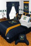 Notre Dame Jersey-Style Full/Queen Bed D cor