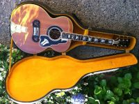 1964 the Gibson Logo J200N Guitar Brazilian rosewood    $2700