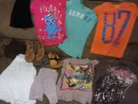 Girls clothes-shoes Sperrys
