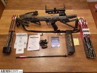For Sale/Trade: Carbon Express Intercept Supercoil Crossbow w/extras