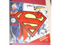 New* Superman Logo Patch Large DC Comics Superhero