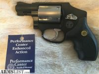 For Sale: S&W 442 revolver performance center