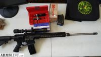 For Sale: ar-15 chambered 6.5 grendal