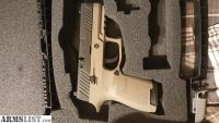 For Sale: Sig Sauer P320 9mm Compact FDE