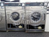 Good Condition Speed Queen Front Load Washer Timer Model 50LB 3PH SC50EC2 Stainless Steel AS-IS