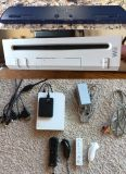 WII with 1T External Drive with majority of games