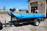 2014 CataRaft Fishing Pontoon