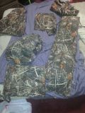 camo kid recliner and camobaby bedding curtains