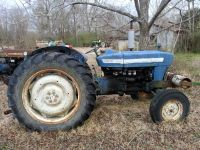 Two Ford tractors for sale