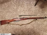 For Sale: 91/30 HEX mosin nagant (matching numbers)