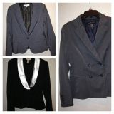 3 blazers for 20 (2 from New York and Co)