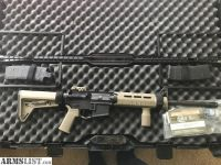 For Sale: Colt AR-15 6920LE (magpul edition)