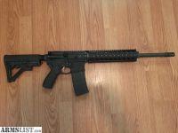 For Sale: AR15 Rifle