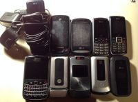 Tracfone, Straight talk, Net10 phones