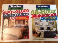 2 TLC Trading Spaces Books