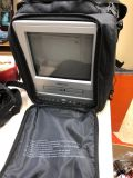 Tv dvd combo with carry case
