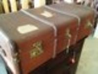 Old Luggage Chest