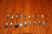 Vintage Texas Souvenir / Collector Spoon, Choice