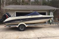 2005 Sea Ray Runabout