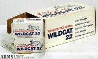 For Sale: ( 1971 Vintage ) Collectible 22 LR Winchester Western Wildcat 500 Round Brick