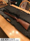 For Sale: Ruger Mini-14 with Scope