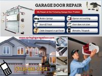 Powerful Garage Door Spring Repair company in Spring, TX