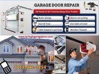 Quickly Response on New Garage Door Installation in Spring, TX