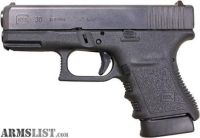For Sale: Glock 30 .45ACP FS 10-SHOT BLACK (Find the 6% discount code on this page!!!)