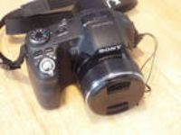 Sony Cyber-shot DSC-HX100V 16.2 MP Digital Camera - Black