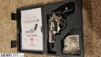 """For Sale: Ruger SP101 357/38 2.25"""" barrel and case $435"""