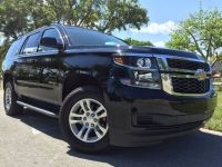 *** 2017 CHEVROLET TAHOE LT ONLY 240 MILES ***