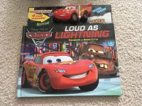 Cars 2 Book with a Car