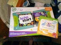 LeapStart learning system and game never used