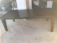 Huge Wood Dining Table
