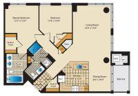 $7740 2 apartment in Arlington