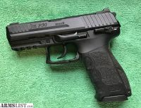 For Sale/Trade: HK P30, 9mm