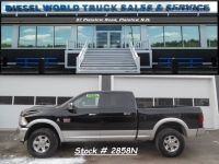 2012 RAM Ram Pickup 2500 Laramie 4x4 4dr Crew Cab 6.3 ft. SB Pickup