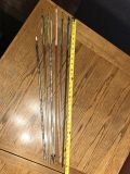 Arrows lot of 6 damaged fletching