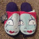 Nightmare Before Christmas Sally Slippers