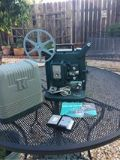 8MM Automatic movie projector