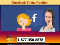 Get the hand from our diligent experts via Facebook Phone Number @ 1-877-350-8878