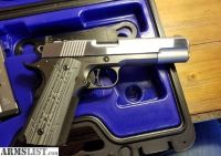 For Sale: Dan Wesson Silverback 1911 9mm Two Tone Mint!