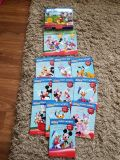 Set of 10 mickey and friends sight word books